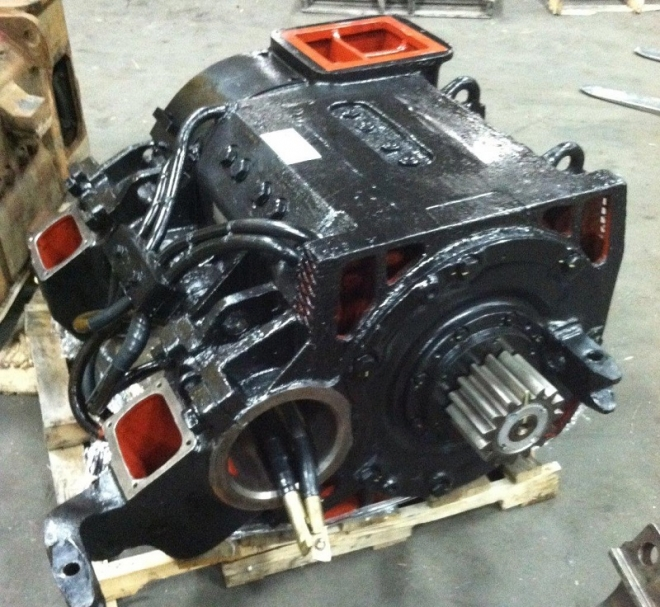 Rebuilt d77 78 traction motors for What is traction motor